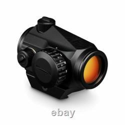 Vortex Crossfire II 1x Red Dot Sight, 2 MOA Dot Sight, Black, CF-RD2