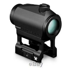 Vortex Crossfire Red Dot Sight (2 MOA Dot Reticle) and Vortex Hat (Real Tree)