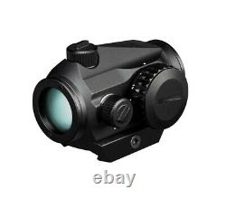 Vortex Optics Crossfire Red Dot 2 MOA Sight CF-RD2 with Hat