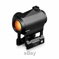 Vortex Optics Crossfire Red Dot Sight 2 MOA Dot CF-RD1