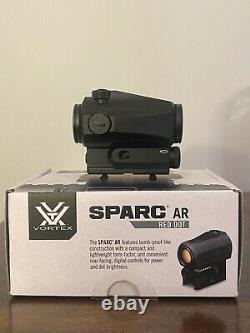 Vortex Optics SPARC Red Dot Sight Gen II 2 MOA Dot