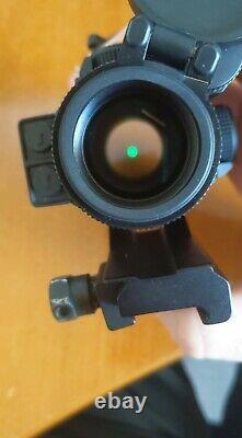 Vortex Optics Strikefire II Red Dot Sight 4 MOA Red/Green Dot