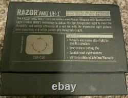 Vortex Razor AMG UH-1 Gen 1 Holographic Sight 1x 1 MOA Red Dot withMount FAST SHIP