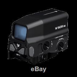 Vortex Razor AMG UH-1 Holographic Sight Red Dot 1 MOA Black RZR-AMG-3