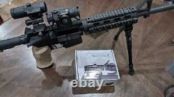 Vortex VMX-3T Sight Magnifier AR red dot flip mount tough accurate moa 3x easy