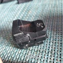 Vortex VRD-6 Viper Red Dot 6 MOA With Utg 3 piece mount