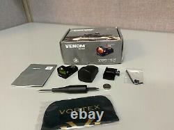 Vortex Venom Red Dot Sight 1x 3 MOA Dot with Picatinny Mount VMD-3103 Display