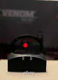 Vortex Venom Red Dot Sight 3 MOA Dot withGlock Plate