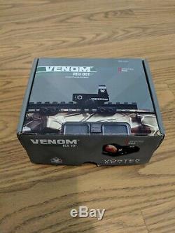 Vortex Venom Red Dot Top Load Sight 3 MOA