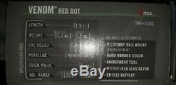 Vortex Venom VMD-3106 with Red Dot Sight Black MOA 3
