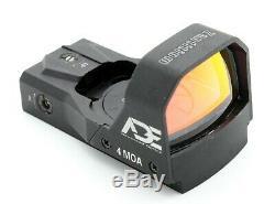 Zantitium Compact Red Dot Reflex Sight for Handguns 4 MOA